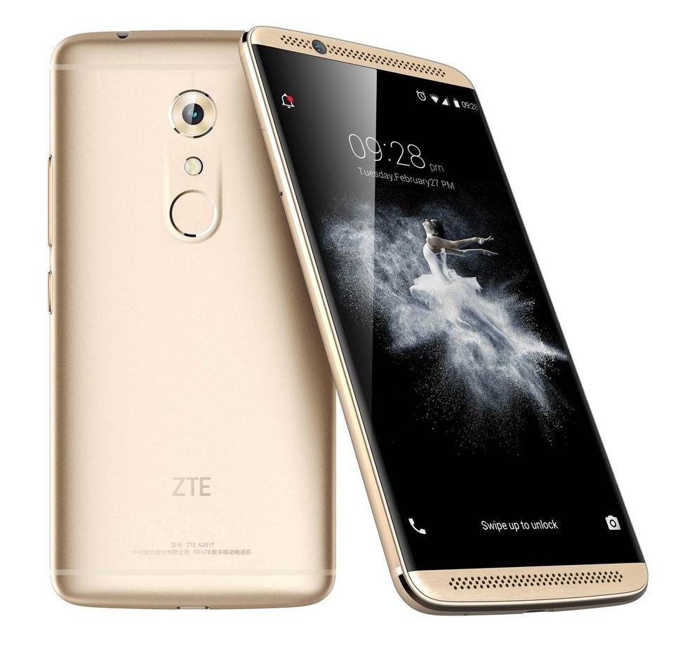 Смартфон ZTE Axon 7 4Gb 128Gb