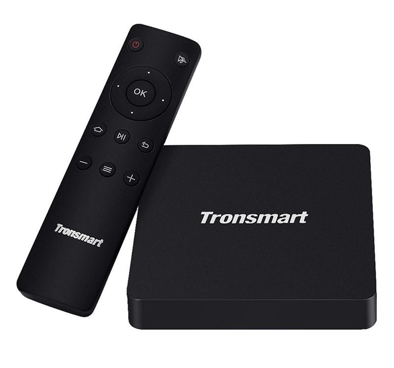 Smart TV приставка Tronsmart Vega S96