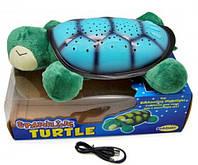 Ночник-проектор Черепаха звездное небо, Sparkling Turtle.