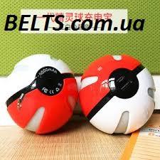 Внешний аккумулятор Pokeball Magic ball Power Bank 10000 мАч (Покебол Pokemon GO)