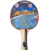 Ракетка для настільного тенісу дублікат Stiga Rossa, фото 1