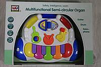 Музыкальная игрушка Орган в коробке 34*8*25 см