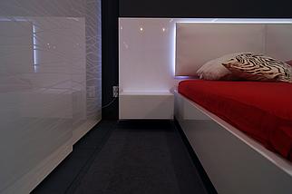 Кровать с тумбами Silver rains, фото 3