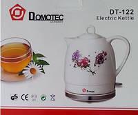 Электрочайник керамический 1,2л Domotec DT-122