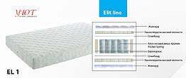 Ортопедический матрас серия Elit Line EL1  0.80х1.9-2 м