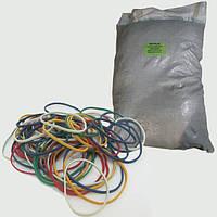 Резинки для денег 70% 51 и 38мм (отгрузк мешок 25кг) (Тайланд)