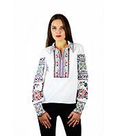 Рубашка вышитая женская М-231 | Сорочка вишита жіноча М-231, фото 1