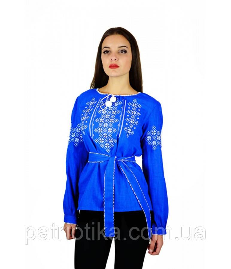 Рубашка вышитая женская М-225   Сорочка вишита жіноча М-225