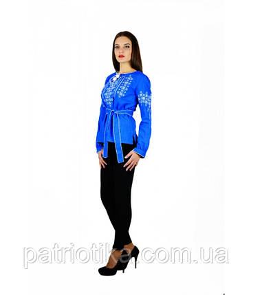 Рубашка вышитая женская М-225   Сорочка вишита жіноча М-225, фото 2