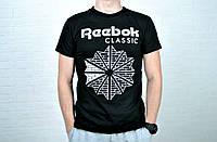 Молодежная футболка рибок (Reebok classic), мужская