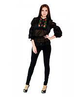 Рубашка вышитая женская М-310 | Сорочка вишита жіноча М-310, фото 1
