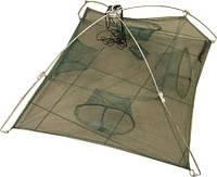 Раколовка зонтик 120 см ( 4 входов )