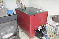 Котел на отработанном масле 50 - 450 кВт