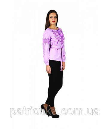 Рубашка вышитая женская М-225-3 | Сорочка вишита жіноча М-225-3, фото 2