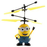 Игрушка летающий миньон Flying Minion,миньон мальчик