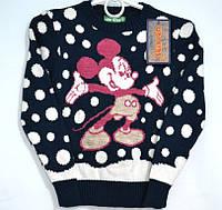 Детские свитера для девочек