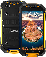 "Geotel A1, IP-67, Android 7.0, 3400 мАч, 8 Mpx, ОЗУ 1 GB, 2 SIM, GPS, 3G, дисплей 4.5""."