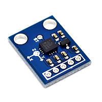 Акселерометр GY-61 ADXL335, три оси, аналоговый выход, датчик положения или ускорения