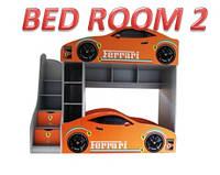 Детская двухярусная кровать BED ROOM 2