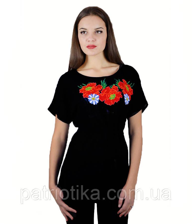 Рубашка вышитая женская М-311-7 | Сорочка вишита жіноча М-311-7