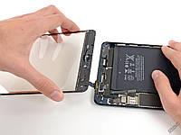 Замена сенсорного стекла на телефоне, планшете в Запорожье