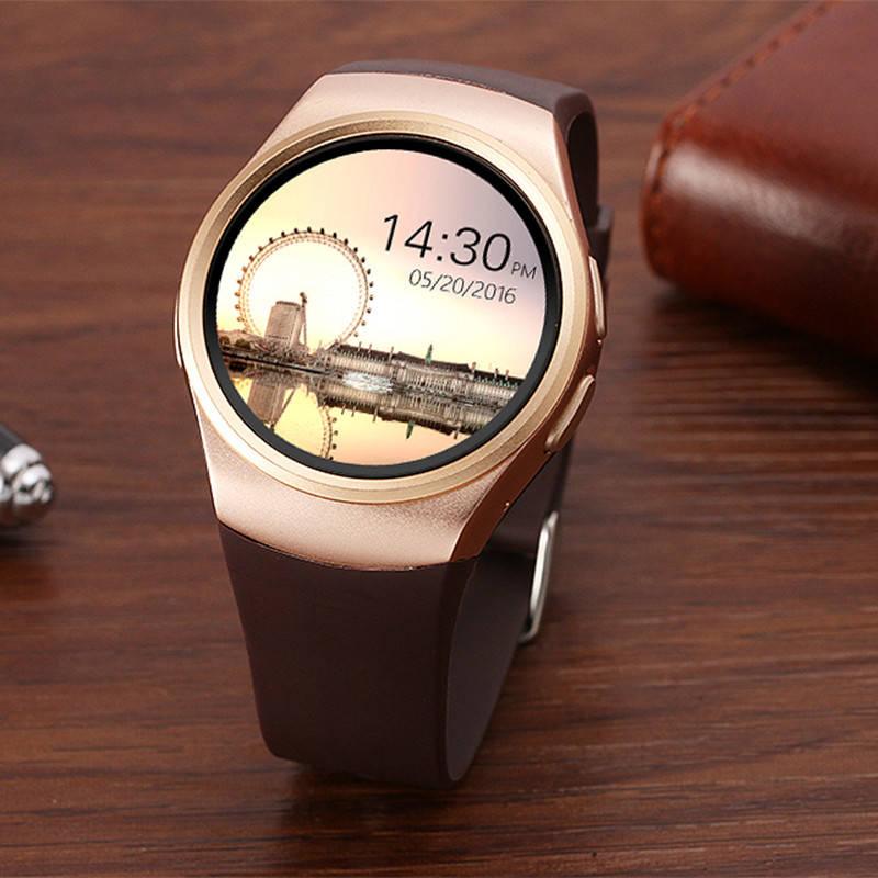 Новинка Умные часы Smart Watch KW18 Gold 04e49378bb584