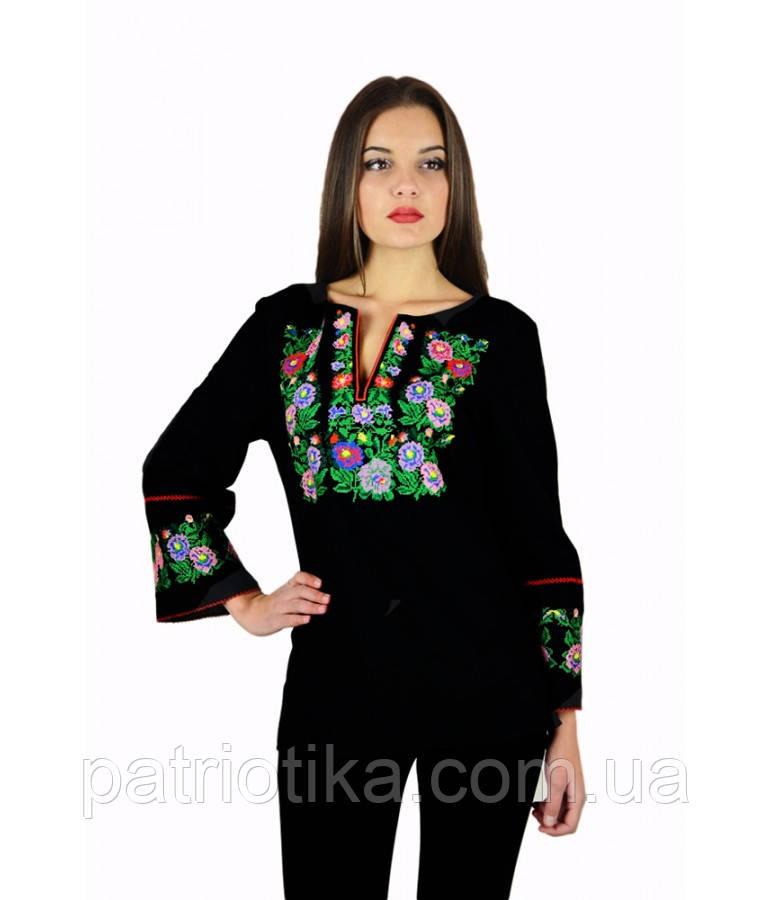 Рубашка вышитая женская М-226 | Сорочка вишита жіноча М-226