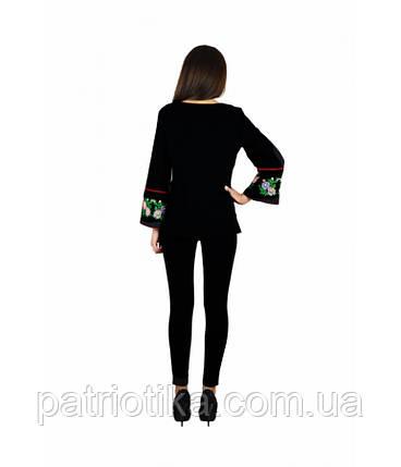Рубашка вышитая женская М-226 | Сорочка вишита жіноча М-226, фото 2