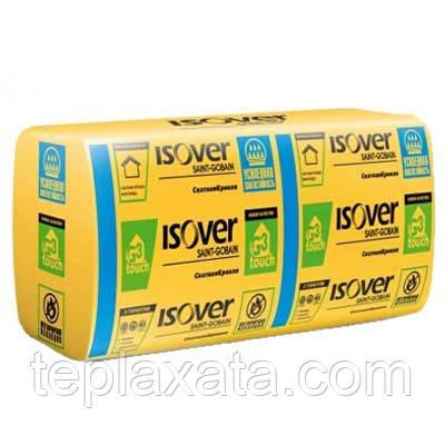 Утеплитель ISOVER Скатная Кровля (50 мм) 14,28 м2/уп