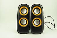 Акустическая система AU-Q5 USB 2.0, музыкальные компьютерные колонки