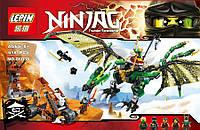 """Конструктор """"Ninja"""" LEPIN 06036  618д."""
