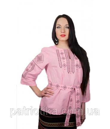 """Рубашка """"Традиция"""" М-211-9   Сорочка """"Традиція"""" М-211-9, фото 2"""