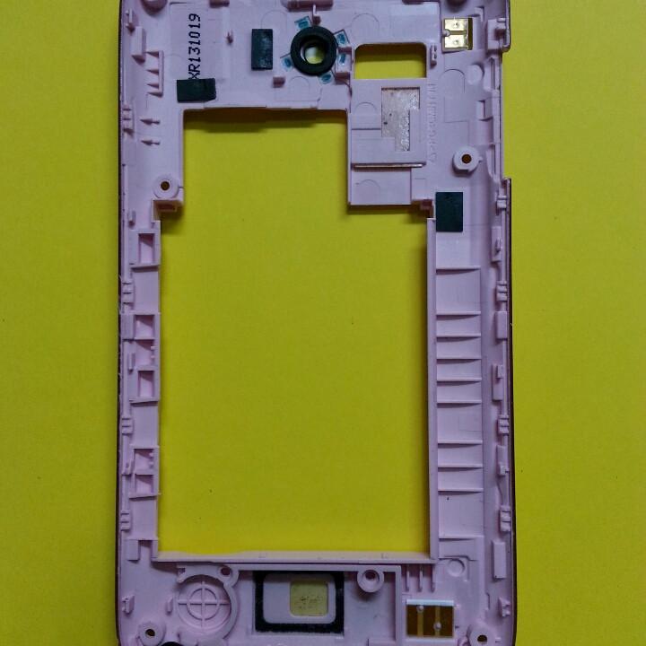 Lenovo a376 задняя часть корпуса розовая б/у