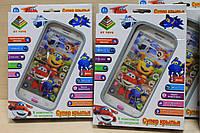 Супер крылья Интерактивный Телефон в коробке 14,5*2,5*18 см