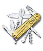 1.3703.T88 нож Victorinox Climber GOLD (limited edition 20000pcs)