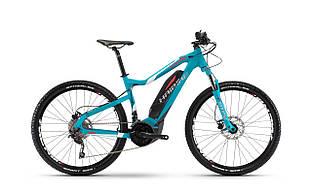 Велосипед Haibike SDURO HardSeven 5.0 27.5 400Wh, рама 45см, 2017