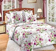 Семейный комплект постельного белья перкаль Катрин-Блэр
