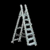 Стремянка алюминиевая 1.42м, 7 ступеней, Elkop (ALW 507)
