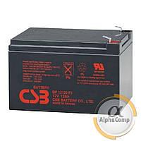 Аккумуляторная батарея CSB Battery GP12120 F2 12Ah 12V orig