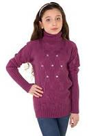 Кофты, свитера, джемпера для девочек оптом