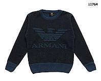 Кофта Armani для мальчика. 110-116;  116-122;  122-128;  128-134 см, фото 1