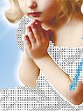 Авторская канва для вышивки бисером «Молитва», фото 2