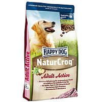 "Happy Dog ""NaturCroq"" Active (д/активных собак) 15 кг"