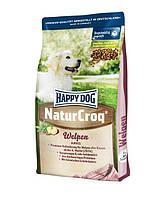 """Happy Dog """"NatureCroq"""" Puppies (д/щенков) всех пород 15 кг"""