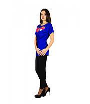 Рубашка вышитая женская М-311-4 | Сорочка вишита жіноча М-311-4, фото 2