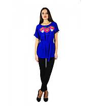 Рубашка вышитая женская М-311-4 | Сорочка вишита жіноча М-311-4, фото 3