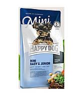 Happy Dog MINI Baby and Junior 4 кг