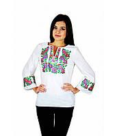 Рубашка вышитая женская М-226-1 | Сорочка вишита жіноча М-226-1, фото 1