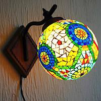 Авторский светильник ручной работы Восточная Мозаика
