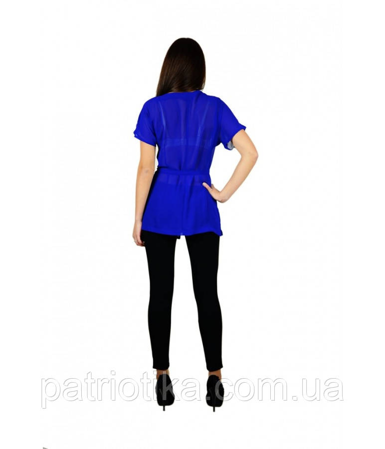Рубашка вышитая женская М-311-3 | Сорочка вишита жіноча М-311-3